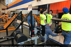 Orange County High School-  Sizemore Fitness Center